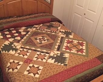 Lodge Pine Quilt