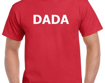 Dada Shirt- Gift for Dad- Fathers Day Gift