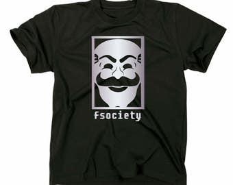 Fsociety T shirt