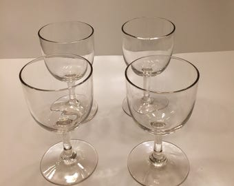 cordial glasses set of 4