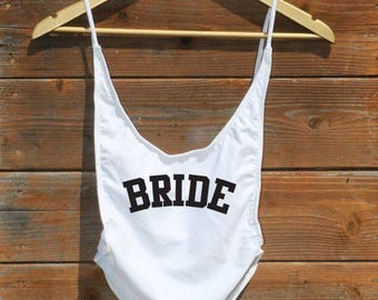 Bride Monokini Swimwear