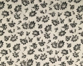 Lakehouse LouLou Blossom LH06035 Pearl       -- 1/2 yard increments
