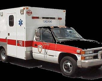 Hospital Car issue no. 1