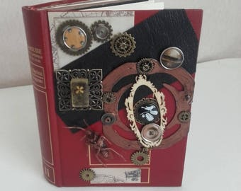 "Book red encyclopedia ""secret stash"""