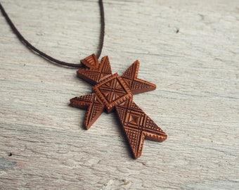 Wood Cross Nassal Cross