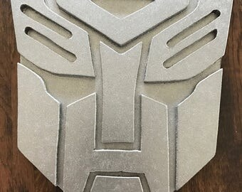 Autobots Transformers wall decor