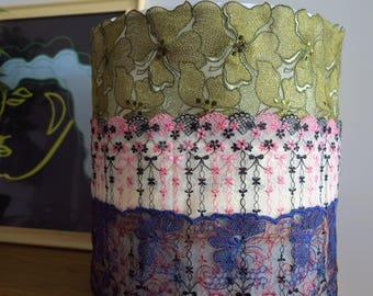 Handmade Lampshade Lace