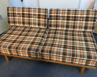 60 sofa he Walter Knoll Antimott Stella Danish teak Stella sofa Knoll sofa day bed two-seater