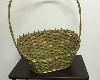 Gift basket hamper basket
