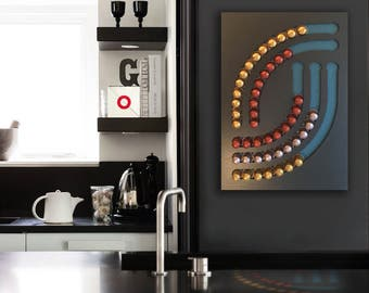 """Range """"Imprint"""" Nespresso pods"""