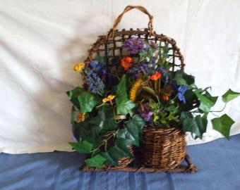 beautiful table basket