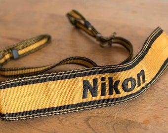 Nikon yellow belt