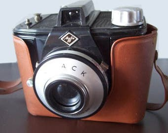 Vintage - Agfa Clack - analog camera - 50 / 60s - photo camera - I
