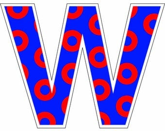 Phish Wrigley Field Cubs Win Sticker