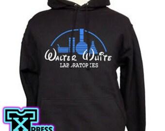 Walter White Laboratories Hoodie - Breaking Bad / Disney