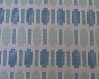 Vintage Double Knit in Blues