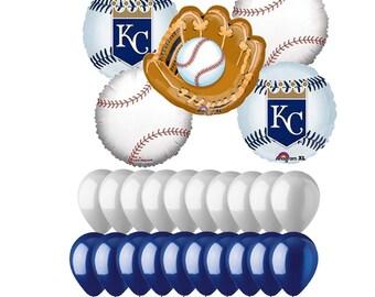 Kansas City Royals Balloon Kit