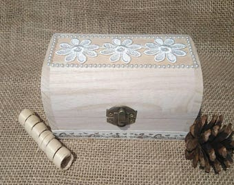 Flower Jewellery Box