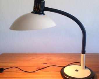 France - great aluminor French - Vintage desk lamp