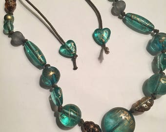 Vintage neacklace handmade