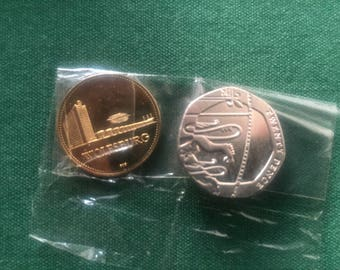 VW Commeratative gold coin