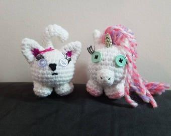 Cute Chubby Crochet Pals