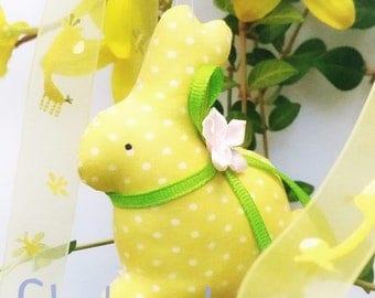 Easter Bunny Decoration Easter Easter decoration Bunny Ragdoll Stuffed bunny Spring decor Easter gift Easter bunny basket easter basket doll