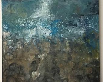 Original painting 'Seaspray 2'