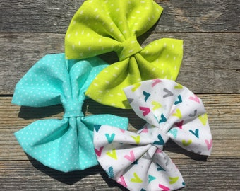 Neon Bow Collection
