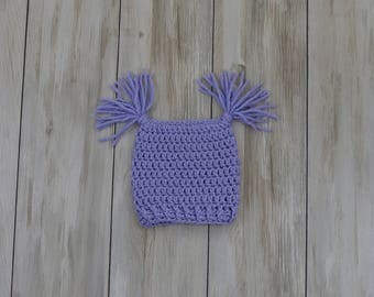 Baby Owl Inspired Hat