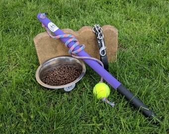 how to make a flirt pole dog toy