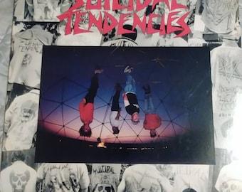 Suicidal Tendencies original LP x2