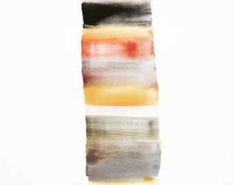 Neutral tones contemporary art