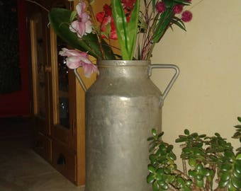 large milk pot