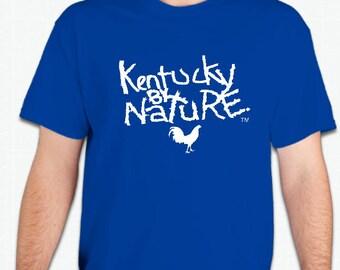 Kentucky BY Nature Spirit T-shirt