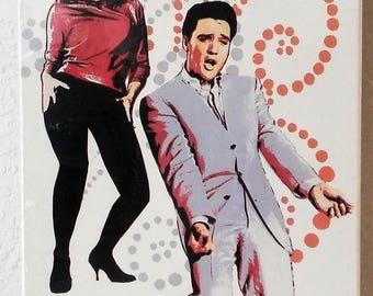 Vintage Elvis VHS - NEW SEALED - Elvis Viva Las Vegas