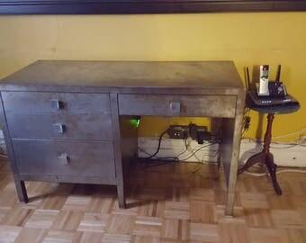 Tanker Desk, Desk