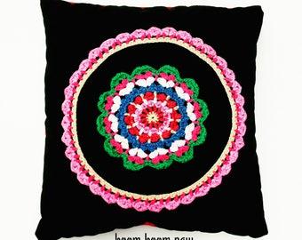 Pillow / boho / bohemian /relax