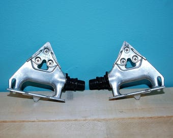 Vintage bicycle pedals Shimano PD-A550