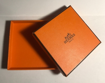 Small Hermes Box (box only)