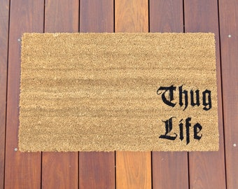The original turn off your straightener decorative door mat for You re like really pretty rug