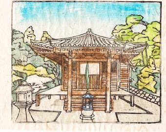 Temple at Nara