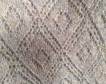 Alpaca Wool Shawl