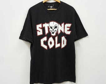 Vintage WWF STONE COLD Bullet Proof t-shirt