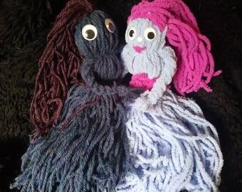 Sister! Yarn Doll