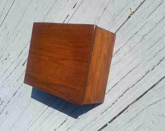 Walnut Jewlery Box