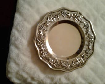 Silver small platter