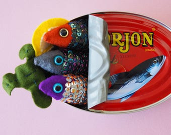 Poissons trouves mixed