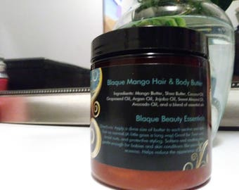 Blaque Mango Hair and Body Butter