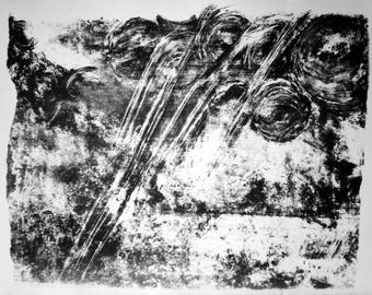 Lithography - movement in space